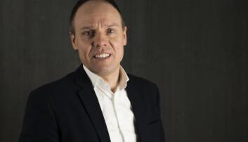 André Holen, leder for Stab for HR og HMS i Innlandet politidistrikt.