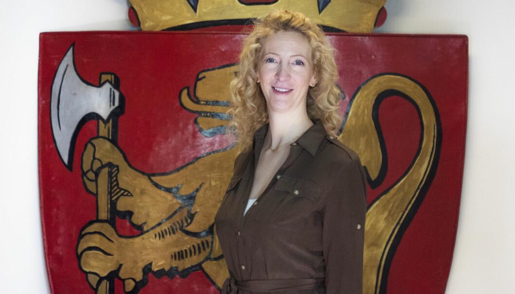 Inger A. E. Coll, høgskolelektor ved Politihøgskolen og leder av Norsk Øko-Forum.