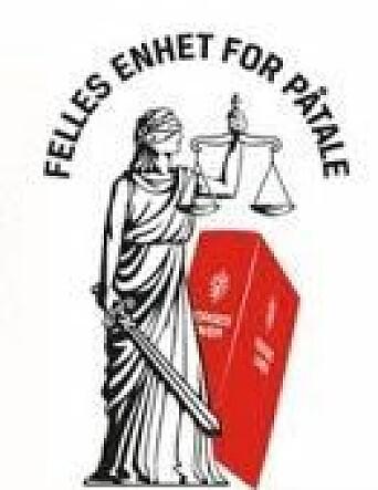 Logoen til Felles enhet for påtale.