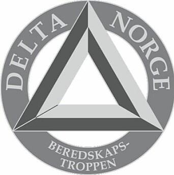 Logoen til Beredskapstroppen.