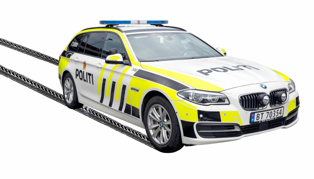 """<span class="""" font-weight-bold"""" data-lab-font_weight_desktop=""""font-weight-bold"""">FULL STANS: </span>BMW skulle levere 500 biler av typen 520/525 til politiet, men endte opp med under halvparten."""