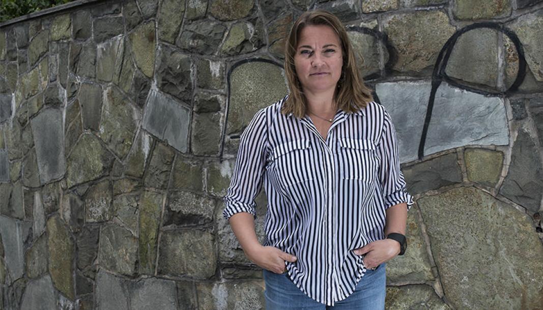 Unn Alma Skatvold, nestleder i Politiets Fellesforbund, mener Politidirektoratet legger føringer for hvem som skal ha særaldersgrense, utenom forhandlingene mellom hovedsammensløutningene og Arbeids- og sosialdepartementet.