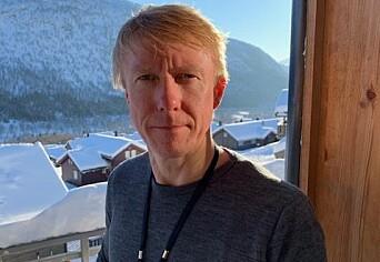 Ørjan Hjortland, leder av PF Vest.