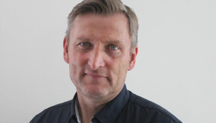 Odd Arne Kjellstadli, leder Skatterevisorenes Forening.