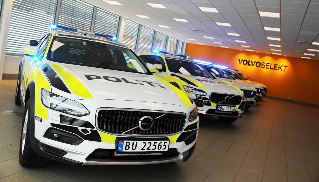 PFT forklarer at tidligere hadde ingen politidistrikt søkt om å få merke Liten Patruljebil Volvo V90 CC med teksten «Innsatsleder», og det var ingen godkjent merking for denne bilen. Etter å ha mottatt søknader, ble merkingen likevel godkjent.