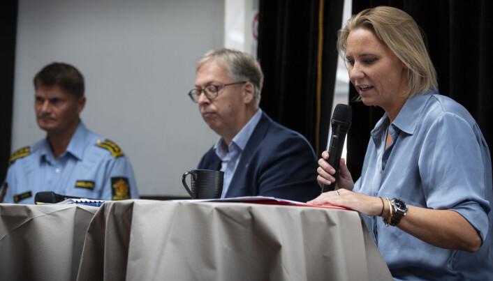 Maria Aasen-Svendsrud mener politiet trenger trenger et etterforskningsløft, fordi påtalemyndigheten er lesset ned, og man får ikke sakene gjennom. Det fører til at folk står i uverdige køer, mens røverne får strafferabatt, mener Svendsrud.
