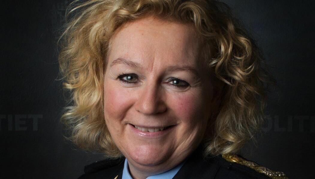 Tidligere politimester Christine Fossen.