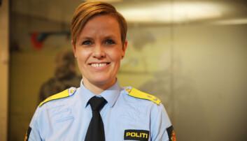 Elisabeth Riise, leder av politioperativ seksjon i Politidirektoratet.