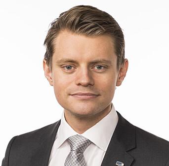 Peter Frølich, justispolitisk talsperson for Høyre.