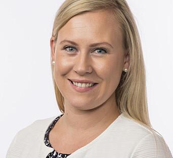 Lene Vågslid, justispolitisk talsperson for Arbeiderpartiet og leder av justiskomiteen.