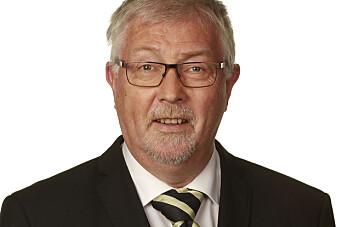 Geir Sigbjørn Toskedal, justispolitisk talsperson i Kristelig Folkeparti.