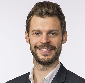 Bjørnar Moxnes, partileder og stortingsrepresentant for Rødt.