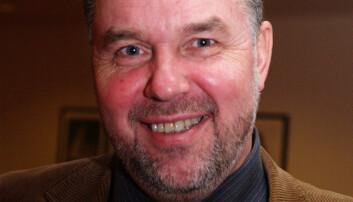 Reidar Gaupås, tidligere leder for etterforskningsseksjonen på lensmannskontoret på Karmøy.