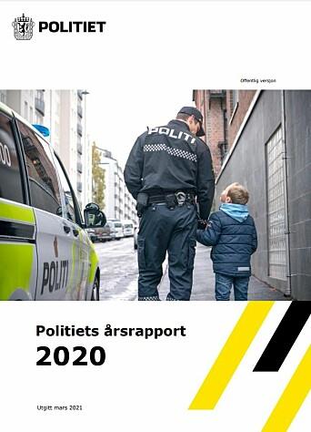ÉN MILLIARD PÅ BOK: - Mindreforbruket i 2020 er et «øyeblikksbilde» som endres raskt, mener avdelingsdirektør Roger Bjerke i Politidirektoratet.