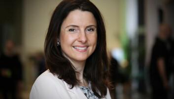 Jenny Klinge, justispolitisk talsperson i Senterpartiet.