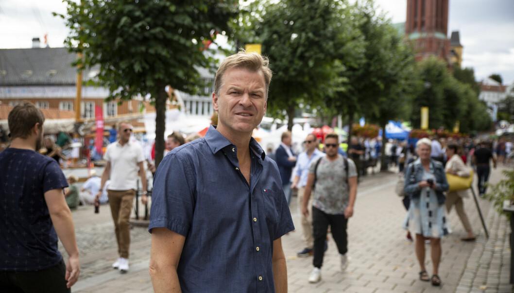 Sigve Bolstad, leder i Politiets Fellesforbund, mener det er på tide med en gjennomgang av PODs rolle.