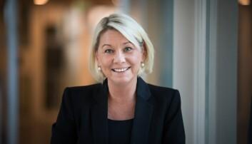 Justisminister Monica Mæland.