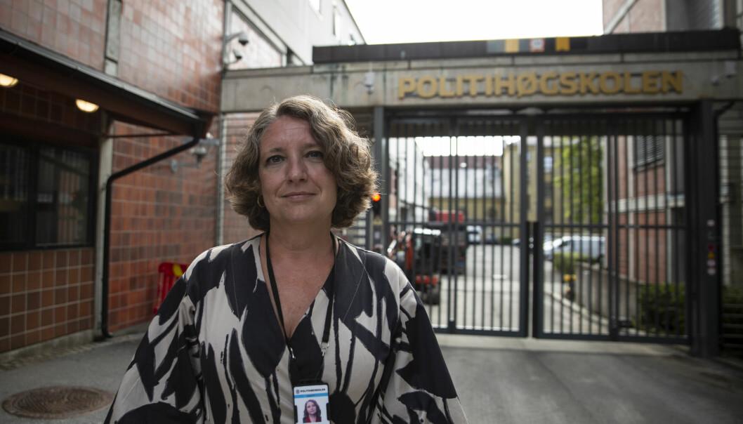Førsteamanuensis Kristina Kepinska Jakobsen ved Politihøgskolen (PHS) har forsket på avhør av fornærmede.