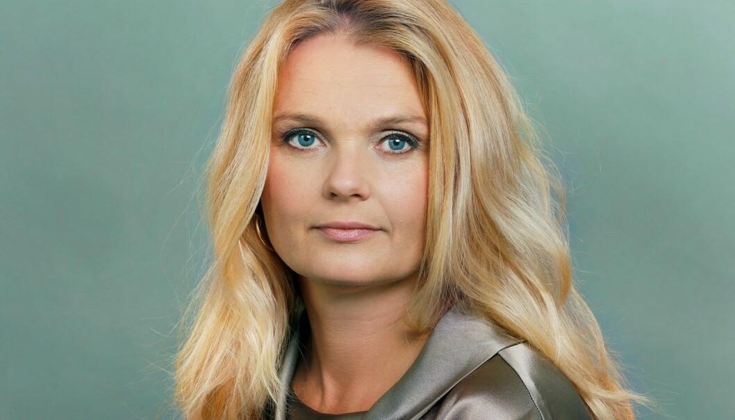 Hilde Ebeltoft-Skaugrud, kommunikasjonsdirektør i Politidirektoratet.