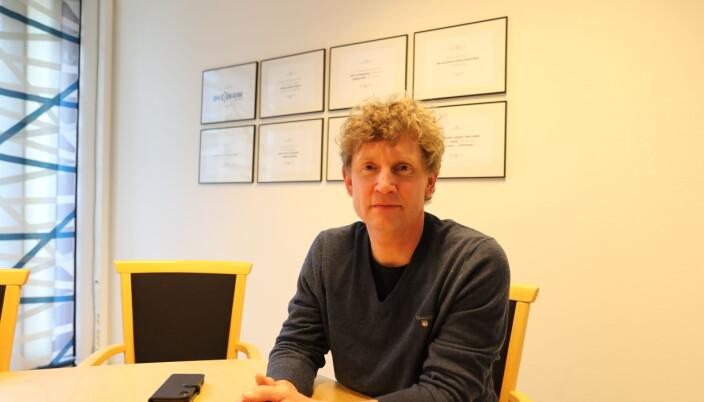 Reidar Bruusgaard, førstestatsadvokat hos Riksadvokaten.