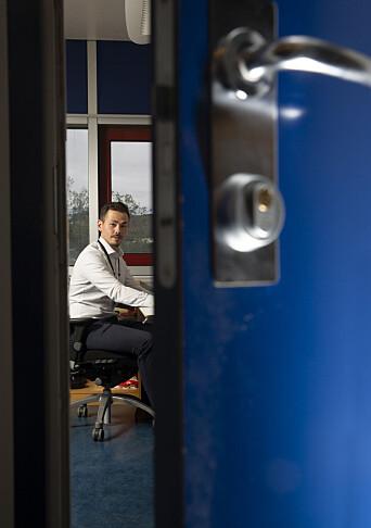 I studien «Etterforskeres opplevde status i politiet», ser etterforsker Jo Emil Vigen (bildet) i Oslo politidistrikt, og politibetjent Aleksander Sliper i Innlandet politidistrikt, nærmere på hvorfor flere vil jobbe operativt i stedet for med etterforskning.
