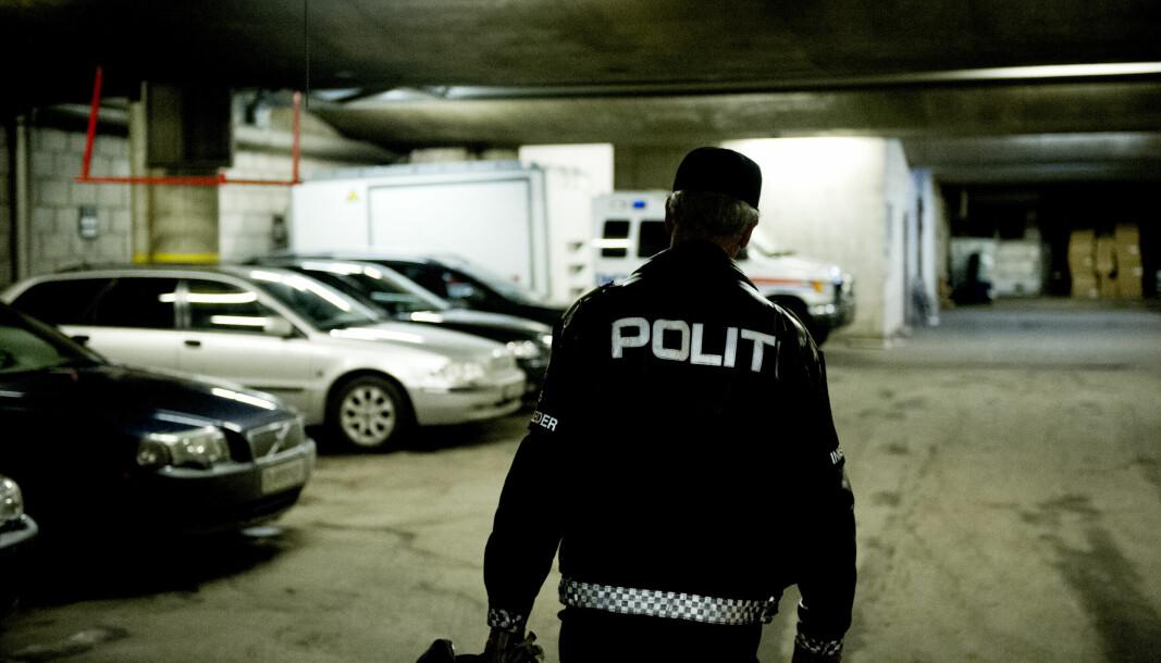 Seks kvinner og fire menn er blant finalistene til Årets leder i politiet. Bildet er et illustrasjonsfoto.